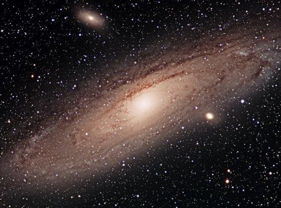 foto galassia di andromeda